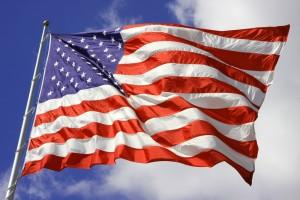 drapeau amerricain